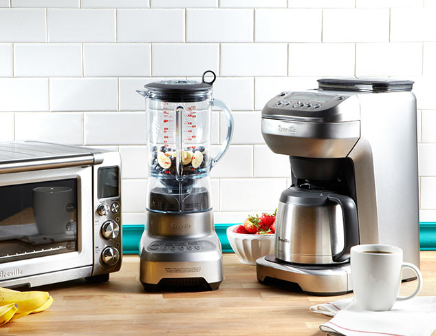 Let's Make Breakfast feat. Breville at MYHABIT