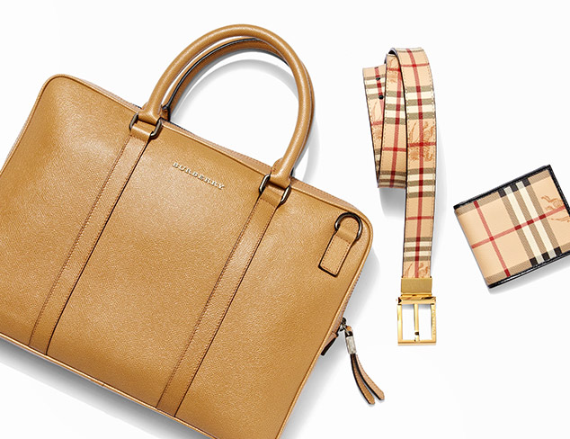 New Arrivals Burberry Accessories at MYHABIT