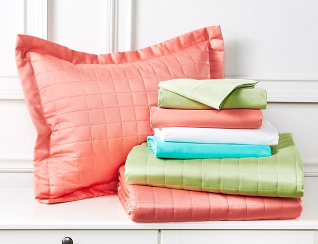 Sleep in Luxury Belle Epoque Bedding at MYHABIT