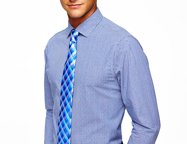 Standout Style Dress Shirts feat. Perry Ellis at MYHABIT