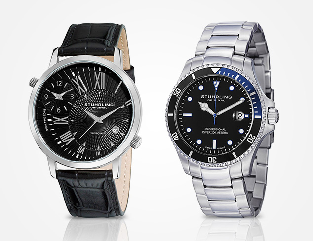 Sturhling Watches at MYHABIT