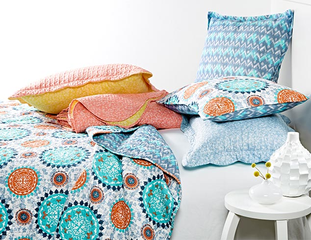 Traditional to Modern Quilts at MYHABIT