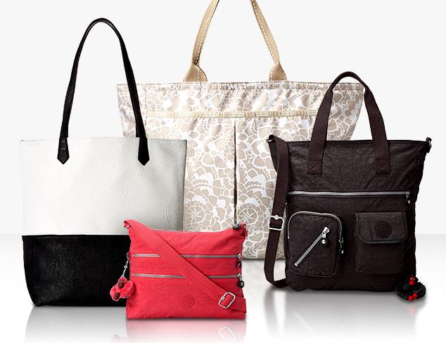 Travel Bags Kipling & More at MYHABIT