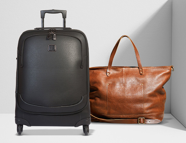 Travel Smart Duffels, Carry-Ons & More at MYHABIT