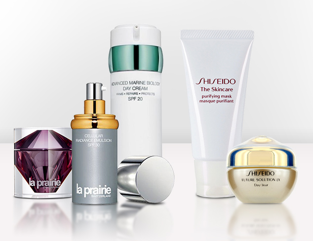 Tried and True Beauty Secrets feat Shiseido and La Prairie at MYHABIT