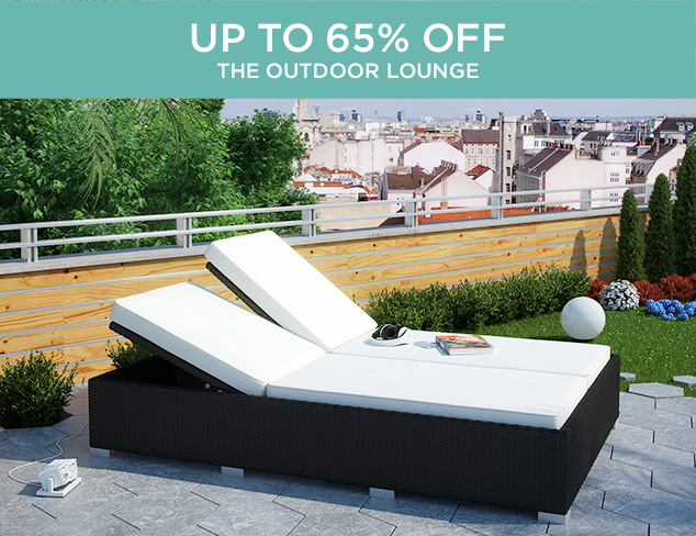 Up to 65 Off The Outdoor Lounge at MYHABIT