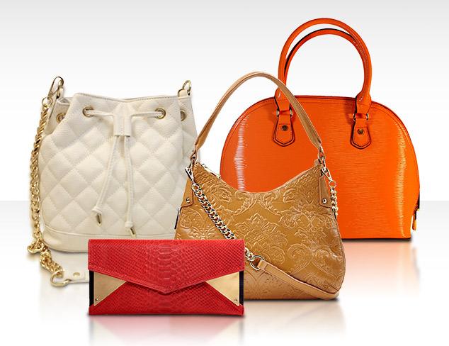 Up to 70 Off Tiffany & Fred Handbags at MYHABIT
