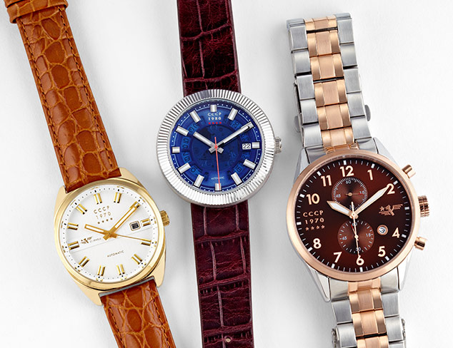 Up to 90 Off Watches at MYHABIT