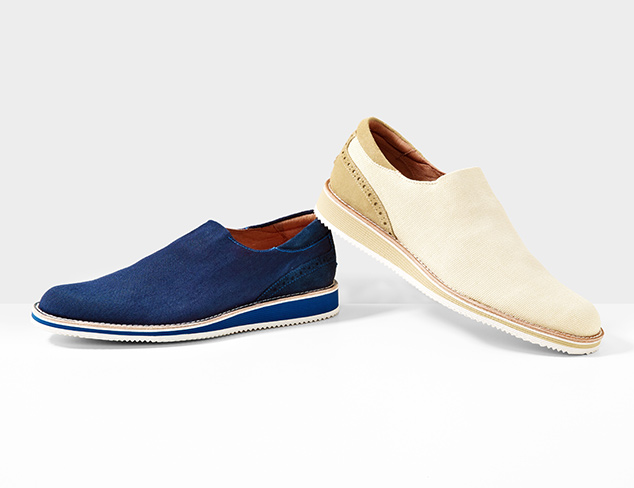 Weekend Wear Drivers & Loafers at MYHABIT