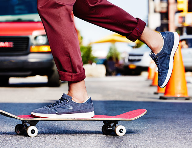 Weekend Wear Sneakers & Socks at MYHABIT