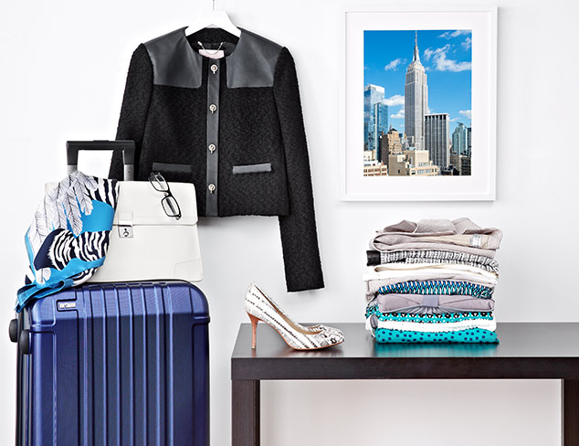 What to Pack The Business Trip at MYHABIT