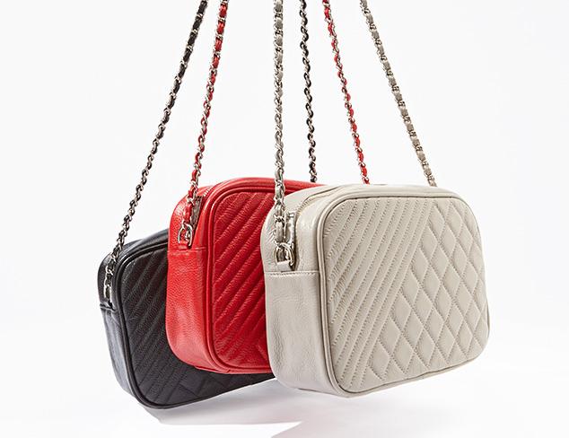 $109 & Under Zenith Leather Handbags at MYHABIT