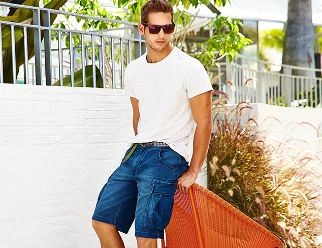 70 Off & More Shorts at MYHABIT