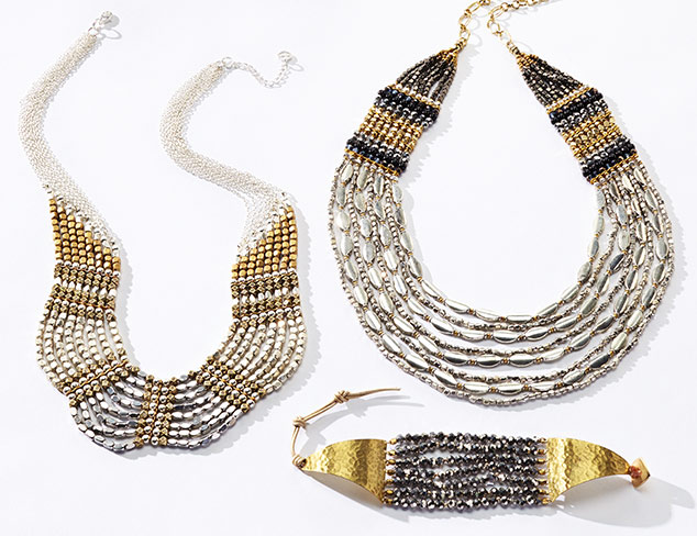 Beaded Jewelry by Nakamol at MYHABIT