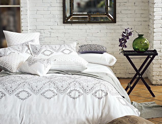 Bedding by Mélange Home at MYHABIT