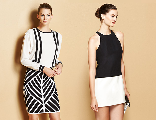 Black & White Dresses & Separates at MYHABIT