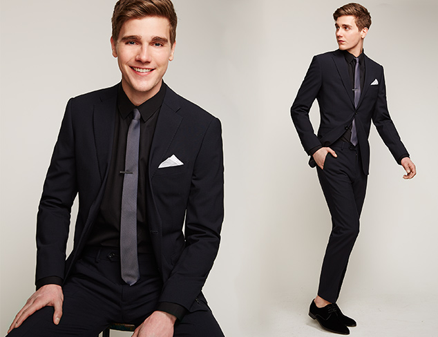 Designer Suits feat. Armani Collezioni at MYHABIT