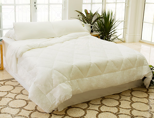 Everyday Bedding by Malouf at MYHABIT