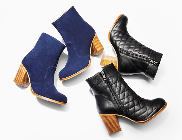 Fall In Ankle Boots at MYHABIT