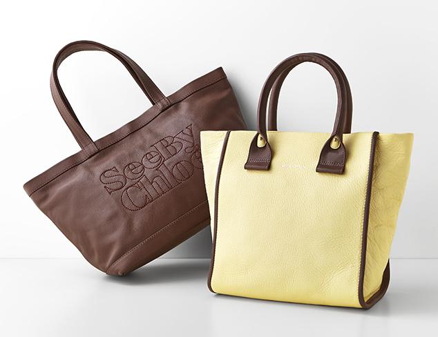 Labels We Love Handbags at MYHABIT