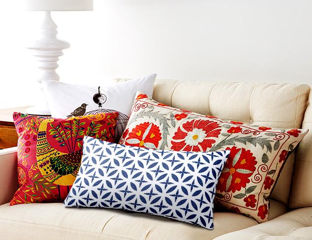 Mix & Match Sofas & Throw Pillows at MYHABIT