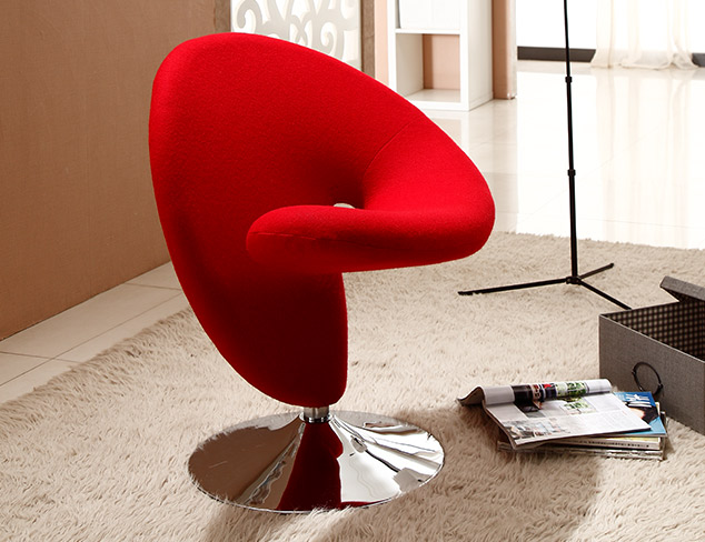 Sculptural & Colorful Accent Furniture at MYHABIT