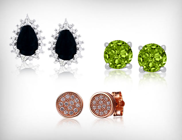 Small Stunners Stud Earrings at MYHABIT