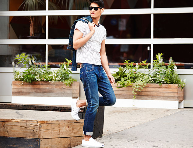 The Denim Look American Retro at MYHABIT