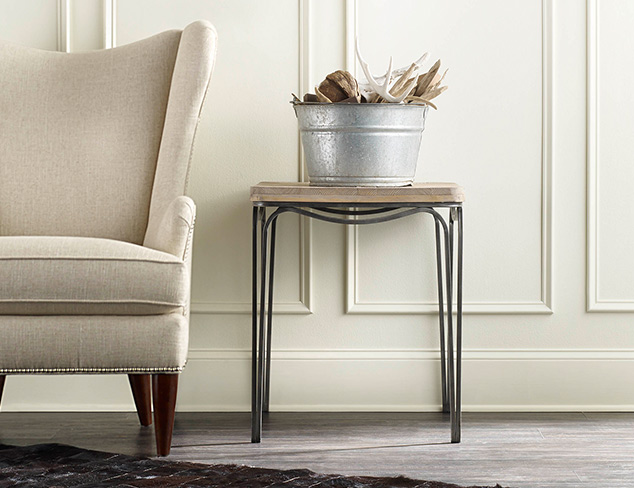 The Essentials Accent Tables at MYHABIT
