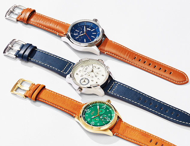 Watches feat. JBW at MYHABIT
