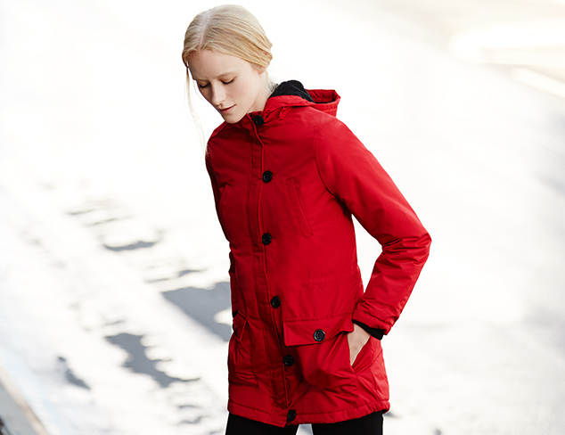 $29 & Up Sporty Outerwear Styles at MYHABIT