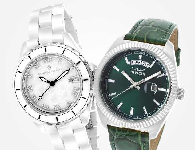 80 Off Designer-Inspired Watches at MYHABIT