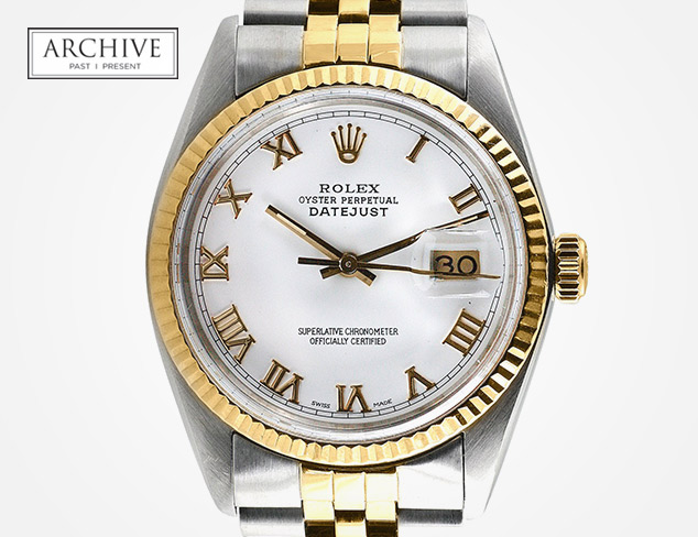 ARCHIVE Rolex Watches at MYHABIT