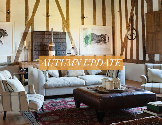 Autumn Update The Living Room at MYHABIT