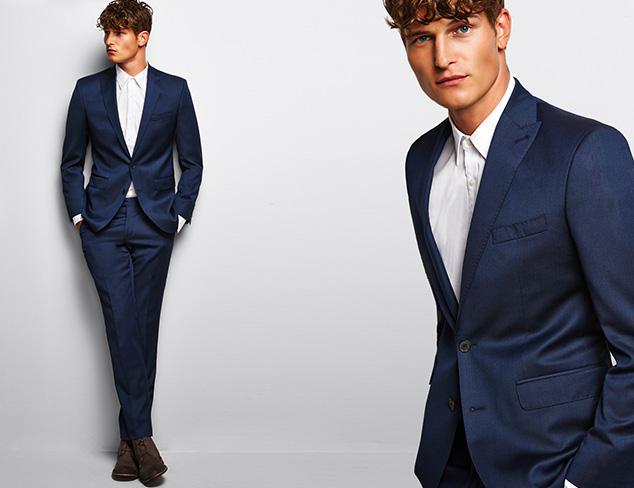 Ben Sherman Suits at MYHABIT