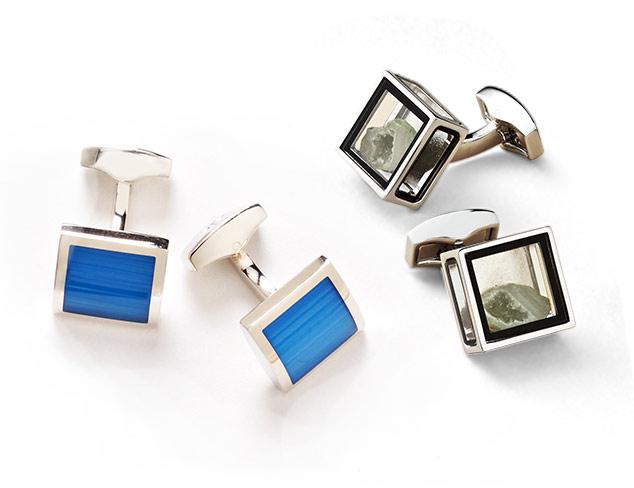 Cufflinks, Watches & Jewelry feat. Tateossian at MYHABIT