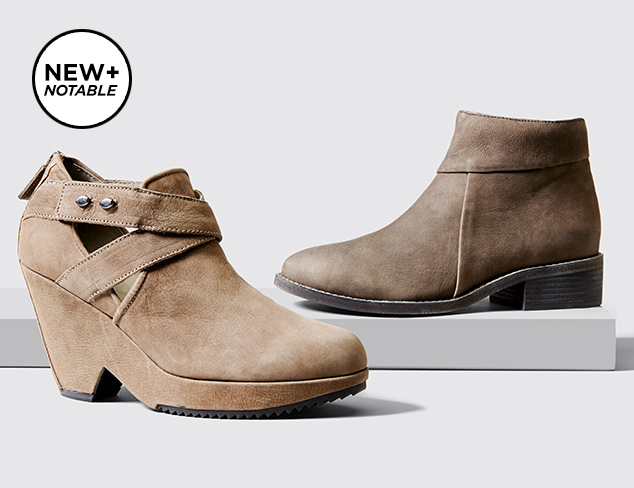 Eileen Fisher Footwear at MYHABIT