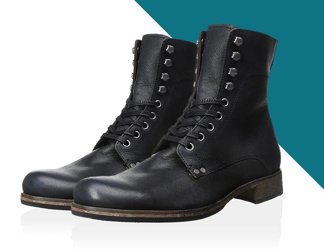 Fall In Boots feat. John Varvatos at MYHABIT