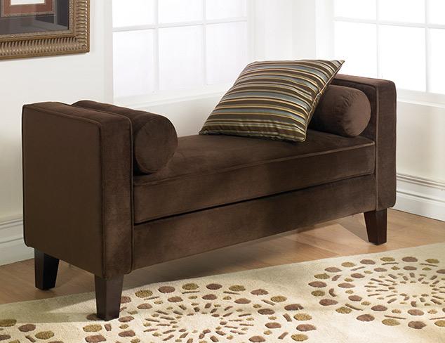 Furniture Feature Luxurious Velvet at MYHABIT