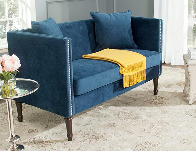 Graceful Living Room Furniture at MYHABIT