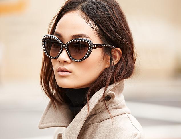 Just In Prada Sunglasses at MYHABIT