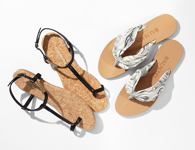 Late Summer Favorites Sandals & Sneakers at MYHABIT