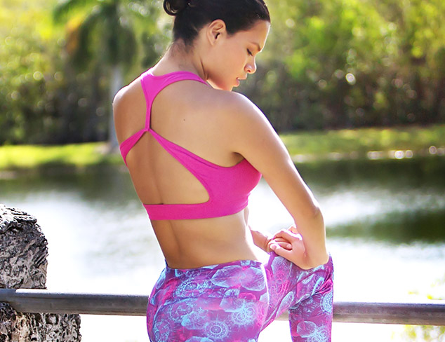 Let's Get Physical Activewear Tops at MYHABIT