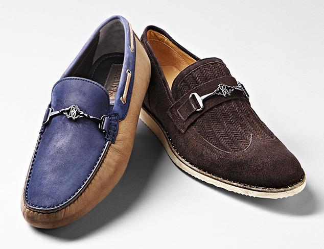 Look Sharp Dress Shoes at MYHABIT