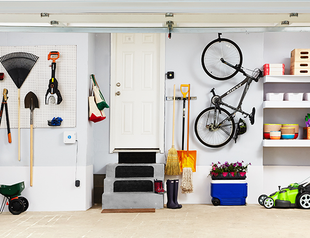Modern Family, Modern Home The Garage at MYHABIT