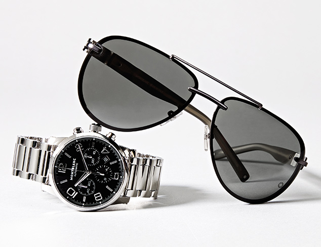 Mont Blanc Sunglasses and Watches at MYHABIT