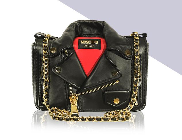 Moschino Handbags & Accessories at MYHABIT