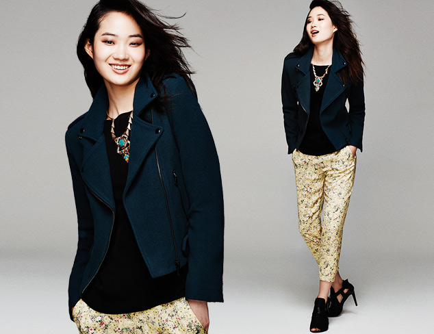 Moto Chic Leather Jackets & More at MYHABIT