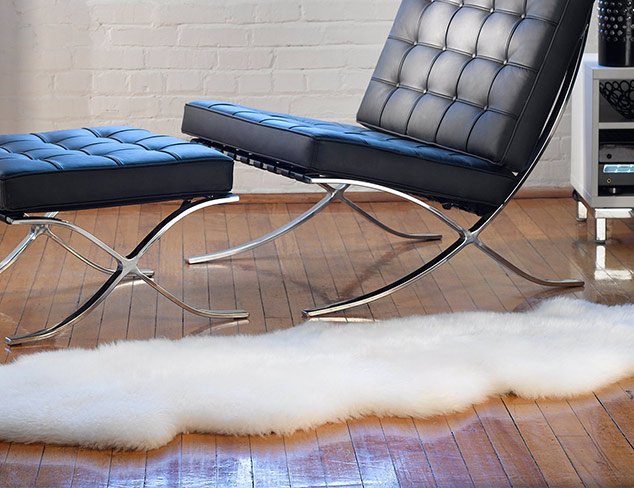 Sheepskin Rugs & Pillows at MYHABIT