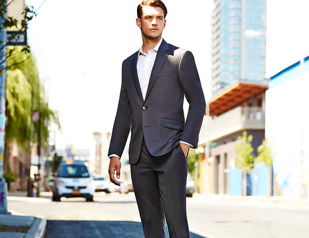 Suiting feat. Kenneth Cole NEW YORK at MYHABIT
